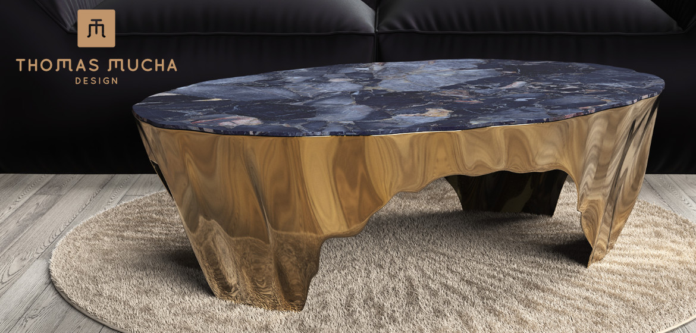 Broken Stone Coffee Table